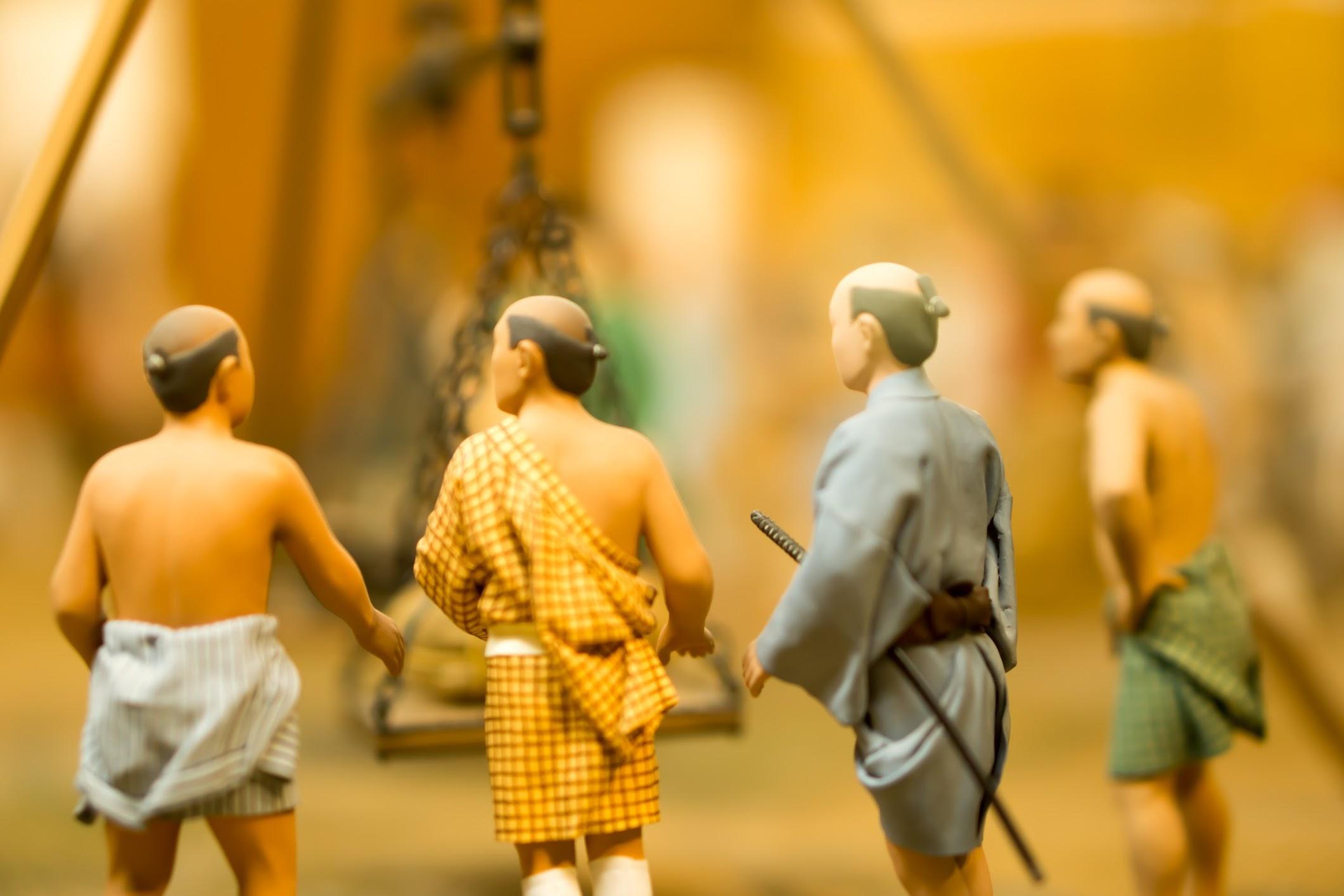 長崎 出島和蘭商館跡 二番蔵は 貿易館4