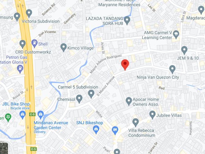 Tandang Sora Townhouse Mindanao Avenue, Quezon City