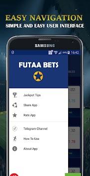 Futaa Bets - Daily Football Betting Predictions APK Latest