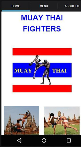 MUAY THAI FIGHTER BOXING FIGHT