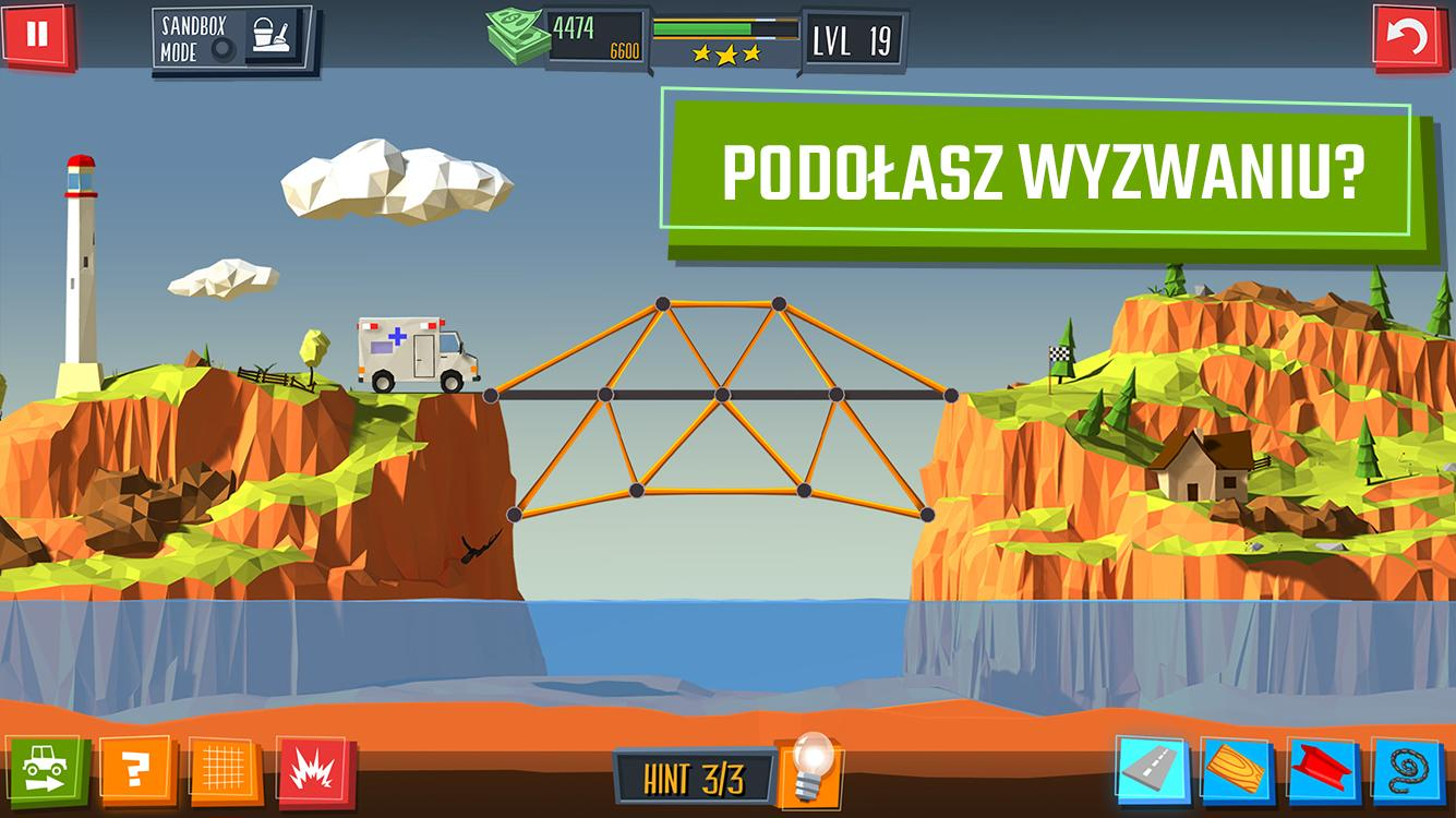 Build a Bridge! – zrzut ekranu