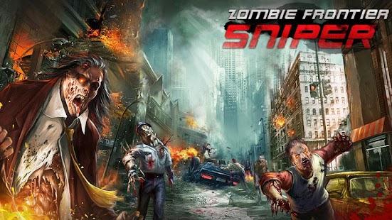 Zombie Assault:Sniper (Mod Money)