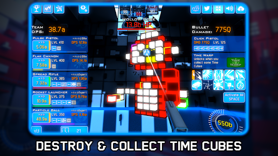 Time Clickers- screenshot thumbnail