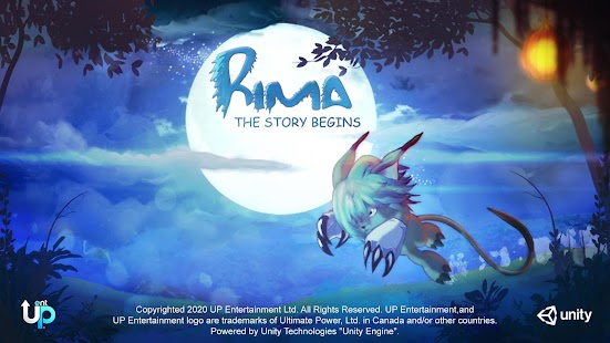 Rima: The Story Begins - Adventure Game Screenshot