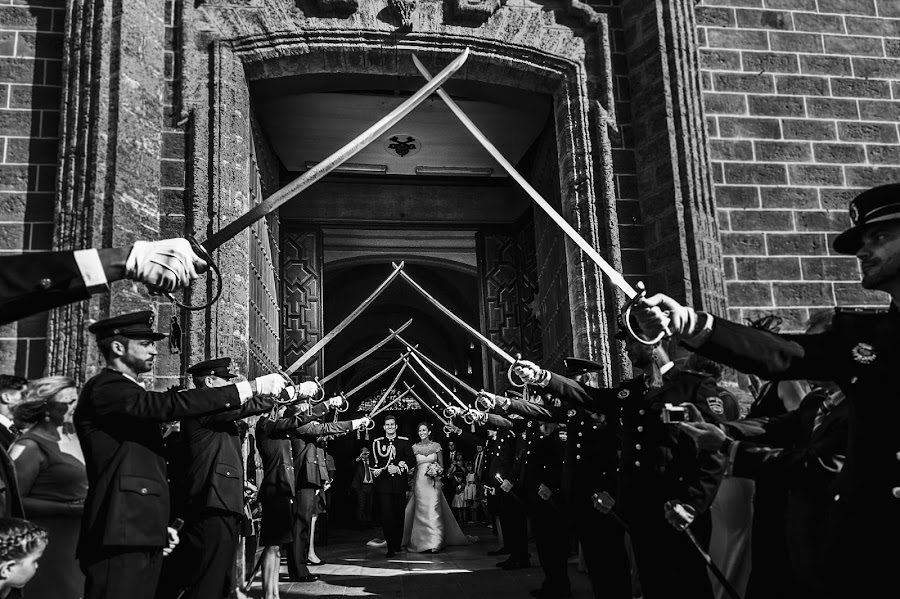 Wedding photographer Agustin Regidor (agustinregidor). Photo of 07.10.2016