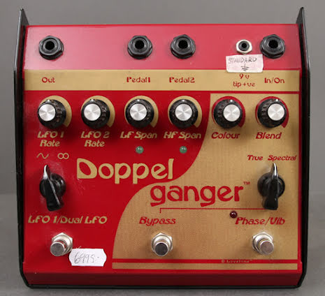 Lovetone Pedals The Doppelganger USED - Very Good Condition