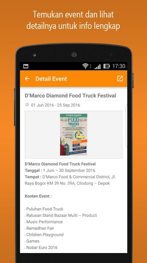 EventJakarta- screenshot