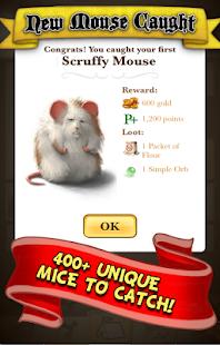MouseHunt - náhled