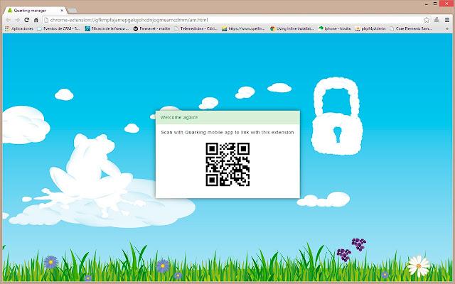 Quarking Password Manager