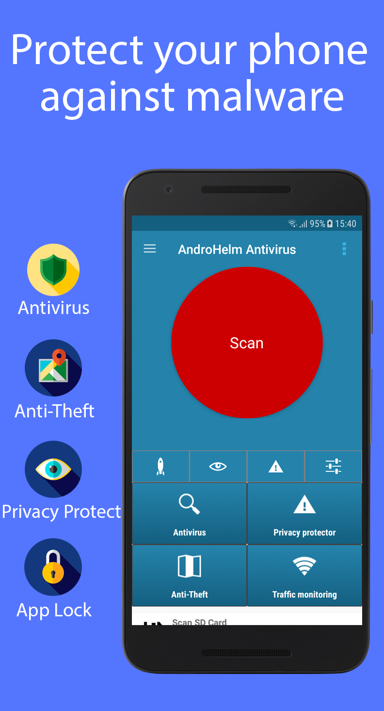 AntiVirus Android APK Cracked Free Download | Cracked