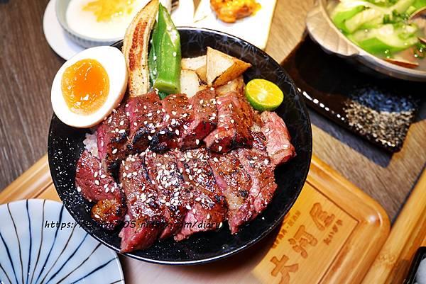 大河屋 燒肉丼 串燒 CITYLINK南港店