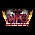 WFO Radio NHRA NASCAR Podcast icon