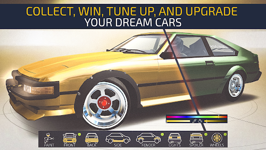 JDM RACING V1.4.5 MOD APK (Unlimited Money) 2