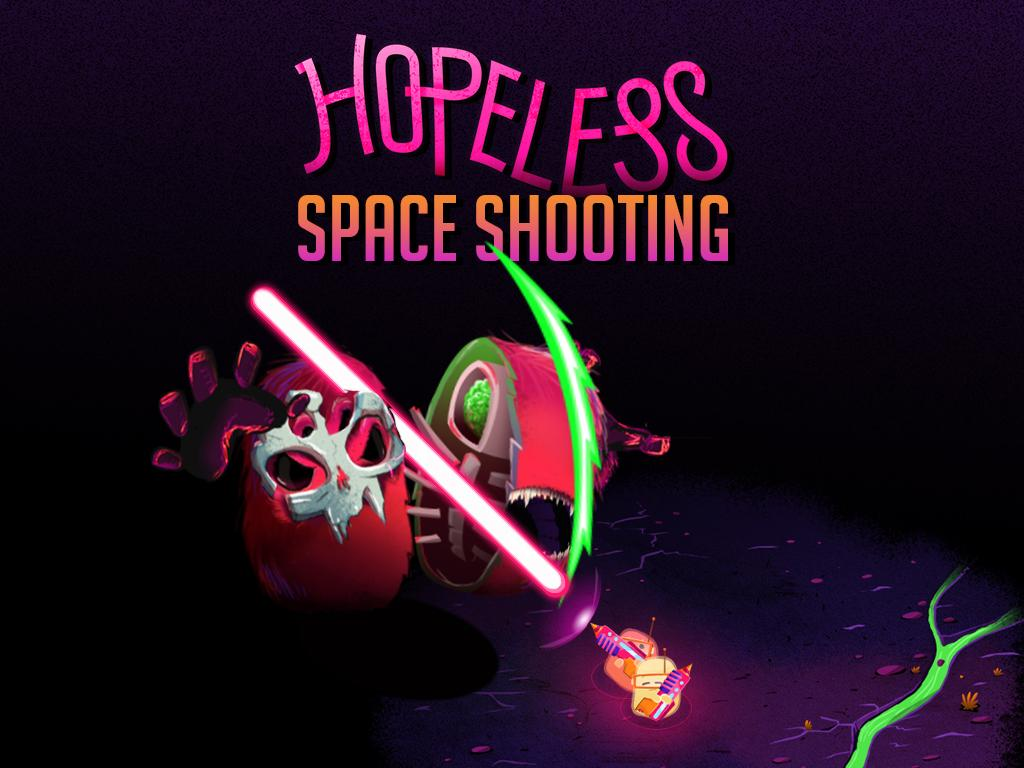 Hopeless: Space Shooting- screenshot