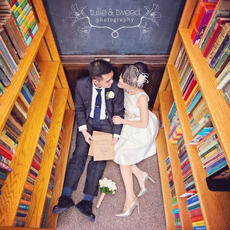Wedding photographer Heather Stone (TulleandTweedVic). Photo of 16.08.2017