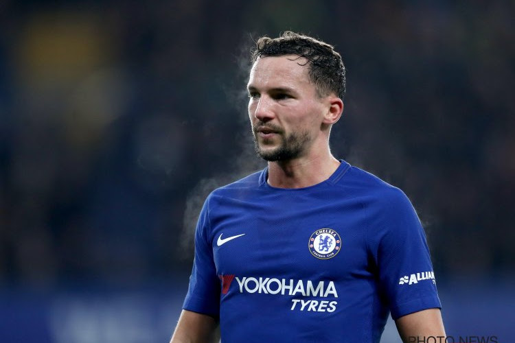 Officiel: Danny Drinkwater quitte Chelsea