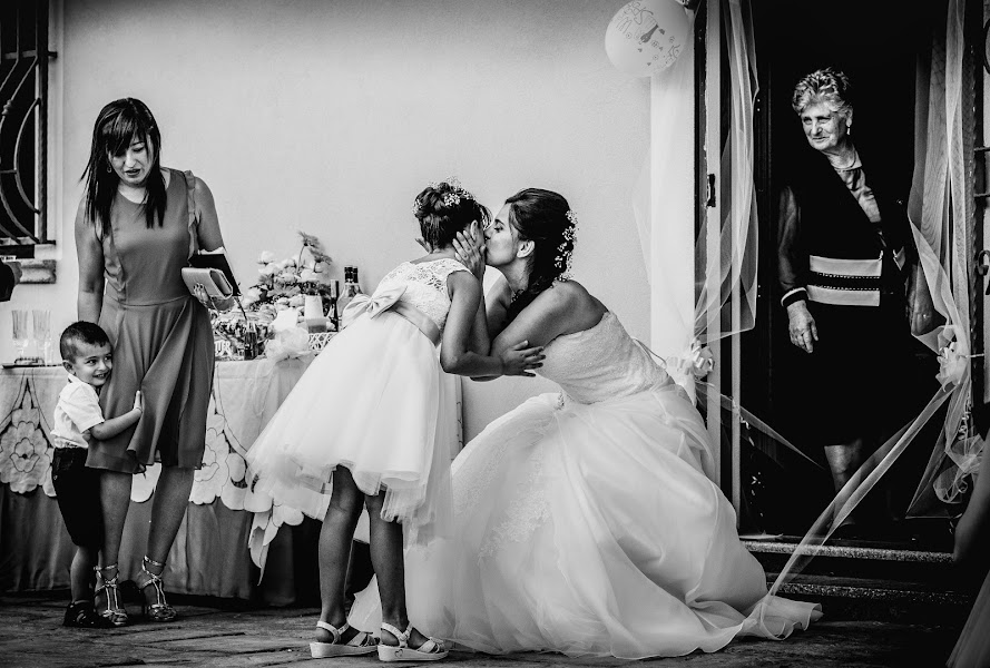 Wedding photographer Giuseppe maria Gargano (gargano). Photo of 20.09.2017