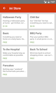 ini - Smart Shopping List screenshot 3