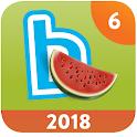 Zomerbingel 2018 leerjaar 6 icon