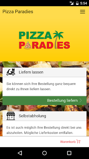 Pizza Paradies