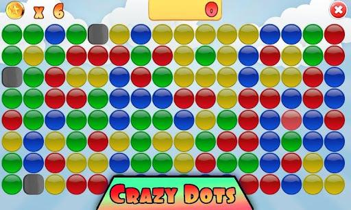 玩免費休閒APP|下載Crazy Dots app不用錢|硬是要APP