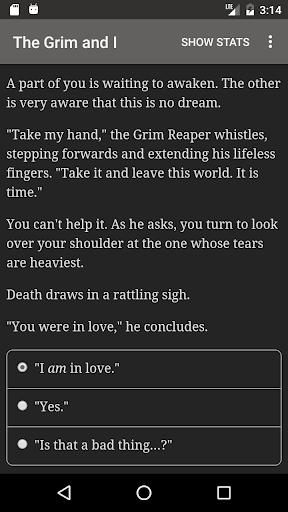 The Grim and I screenshots 3