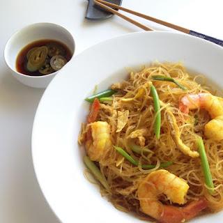 Singapore-Style Noodles.
