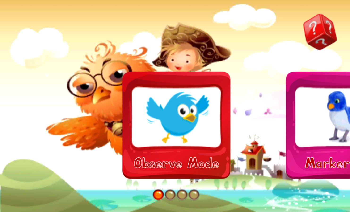 ar birds cardboard for kids android apps on google play