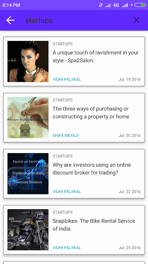 IndustriesStory: Business News- screenshot