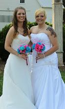 Photo: Same Sex Lesbian Wedding Anderson,SC http://WeddingWoman.net