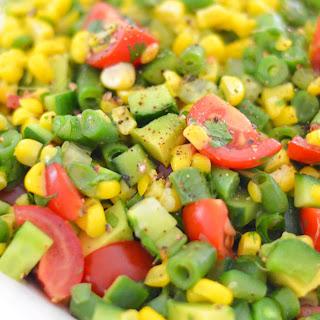California Succotash Salad.