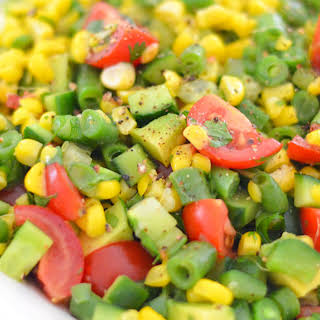 California Succotash Salad.