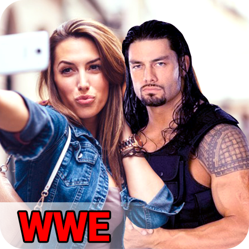 Selfie With Roman Reigns & All WWE Wrestler for PC