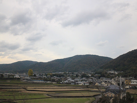 阪急バス「よさこい号」昼行便 2890 車窓 その6