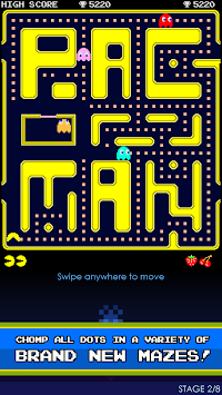 PAC MAN APK screenshot thumbnail 3