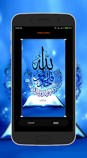 Islamic Wallpaper app (apk) free download for Android/PC/Windows screenshot