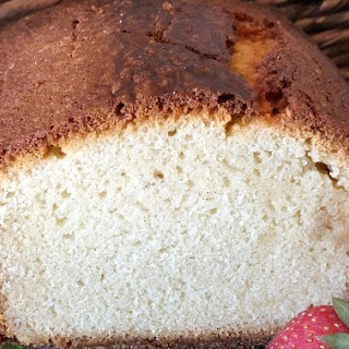 The Very Best Pound Cake.