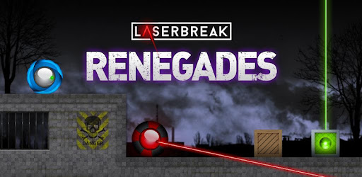 LASERBREAK Renegades game for Android screenshot
