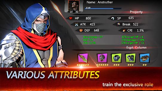 Ninja Hero – Epic fighting arcade game 5