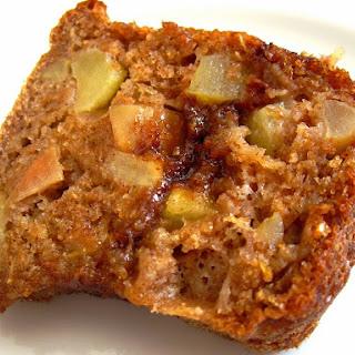Buttermilk Apple Cake.