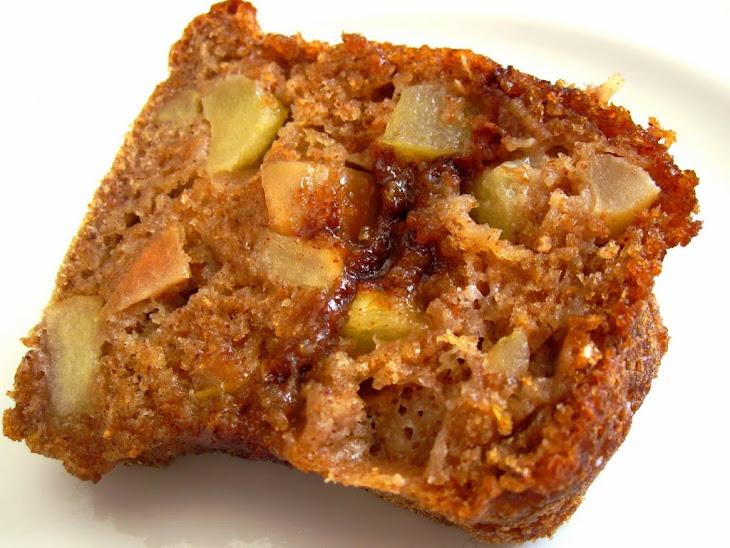 Buttermilk Apple Cake Recipe