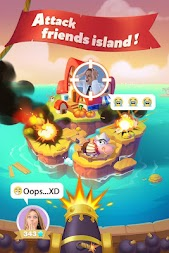 Smash Island-Super wheel! APK screenshot thumbnail 3