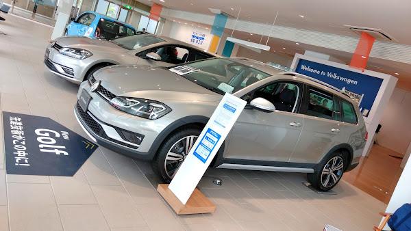 Volkswagen Golf7 ライトシステム エラー