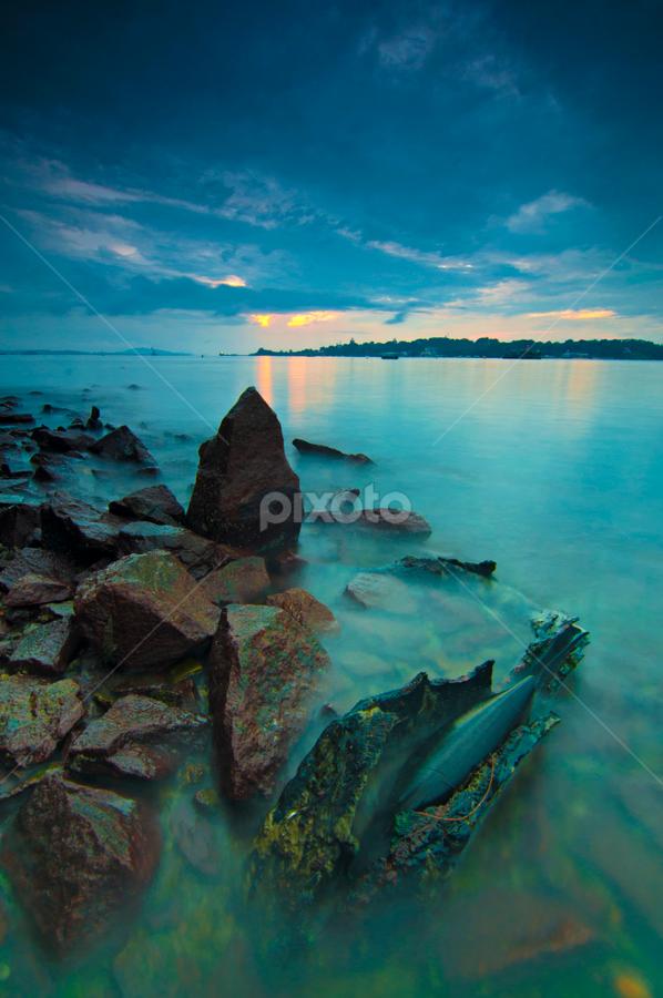 Pulau Ubin by Lester Montejo - Landscapes Sunsets & Sunrises