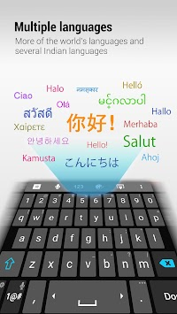 ZenUI Keyboard – Emoji, Theme APK screenshot thumbnail 3