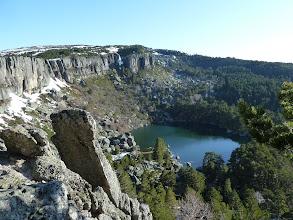 Photo: punto ideal para ver la Laguna