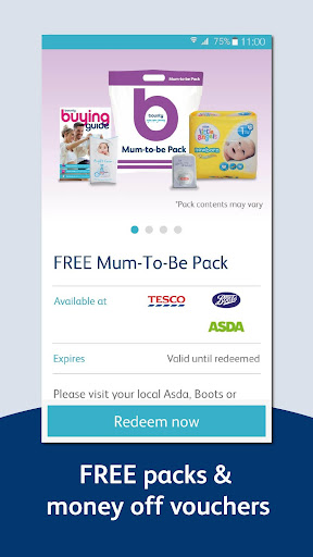 Pregnancy App & Baby Tracker; Week by Week -Bounty Apk 2