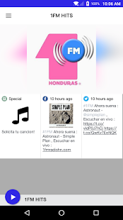 1FM HITS- screenshot thumbnail