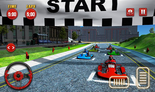 Ultimate Karting 3D: Real Karts Racing Champion  screenshots 4