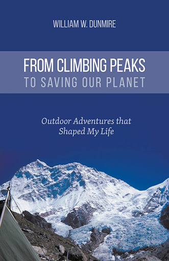 From Climbing Peaks to Saving Our Planet cover
